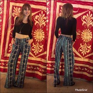 Pants - Boho style pants